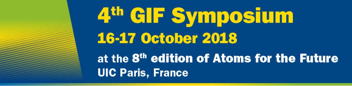 GIF Symposium 2018