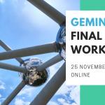 GEMINI+ Final Event Brussels3_Twitter